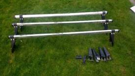 Landrover defender roof bars