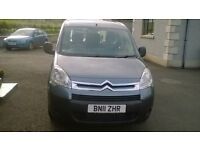 2011 citreon 3 seater mint
