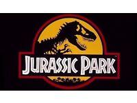 2x Jurassic Park in Concert at the Royal Albert Hall - Friday 4th November 19:30