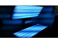 Brand NEW UVA TANNING LAMPS - 5 foot / 80 Watts -- The HEALTHY OPTION.