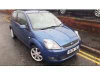 2008 Ford Fiesta 1.4 Zetec Blue Edition 3dr Hatchback, FSH, One owner from new, £1,595