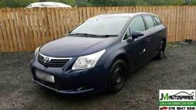 2011 Toyota Avensis PARTS ***BREAKING ONLY SPARES JM AUTOSPARES