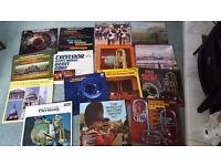 Brass band lps