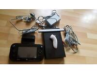 Wii U Black 16GB for sale £160 (HOMBREWED AND GOT FEW GAMES INSIDE AND YOU CAN DOWNLOAD FREE GAMES)