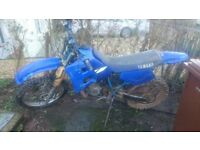 Yamaha DT 125 R offers/swap