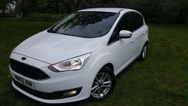 Ford C-Max 1.5 TDCi Zetec MPV 5dr Diesel Manual (start/stop)