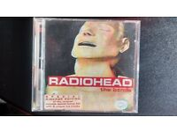 Radiohead - The Bends. Very rare special edition, including bonus live cd