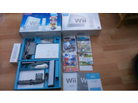 Nintendo Wii Deluxe Edition Pack