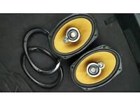 Pioneer 6x9 Speakers 360w