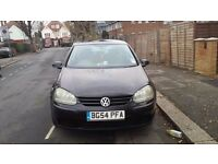 2004/54 VW Golf 1.6FSI, Low Mileage,