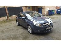 For Sale Vauxhall Corsa Sxi 1.3 Diesel year 2007 12 Months MOT&Full History Service...!!!