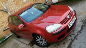 Volkswagen Golf 5 2005 MK5 1.4 FSI S 90hp 3dr