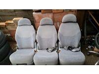 Vw sharan seat alhambra ford galaxy rear seats