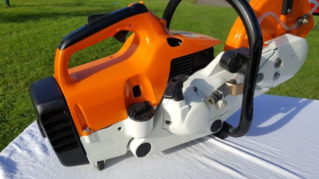 Stihl Saw TS 400 Excellent Condition Complete Rebuild | in Yarm, County  Durham | Gumtree