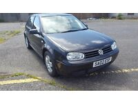 Vw Golf 1.9tdi 130Bhp Full Year Mot