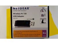 NETGEAR Wireless - N 150 USB Adapter
