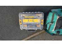 dewalt drill and impact driver
