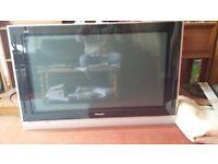 "Panasonic 42"" TH-42PE30 Plasma TV - Great Condition, inc Stand"