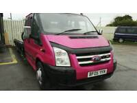 Recovery truck Ford transit 2.4 diesel