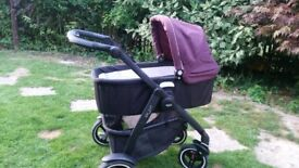 Graco Evo XT with Pram top and car seat included. Only used 9 months.