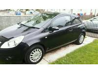 2009 VAUXHALL CORSA ECO ( 30 A YEAR TAX)