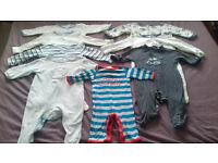 3-6m boy clothes bundle
