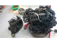Vauxhall vectra F40 6speed gearbox