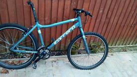 Carrera Ltd edition Mountain bike frame