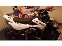 160cc stomp racing pitbike (not running)