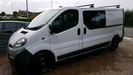Vauxhall vivaro 1.9 CDTI 100 LWB