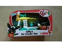 Bing: Gilly's Ice Cream Van
