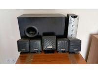 Cambridge Soundworks 5.1 speaker system
