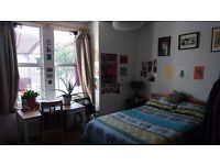 Huge sunny double room in Tooting Broadway to rent