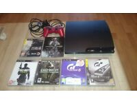 For sale PS3 CONSOLE VEARY GOOD CONDITION +CONTROLLER+GAMES