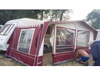 Touring caravan compass corona 524 2005