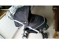 Silvercross Ventura Travel System in perfect condition from smoke free and pet free home