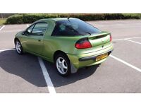 2000 1.6 Vauxhall Tigra Small Car - great condition. REDUCED.