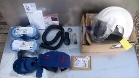 3M JUPITER Respirator System + Helmet (brand new)
