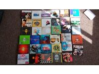 CD joblot 40+ albums Deep House,Techno, Buddha bar,lounge music.