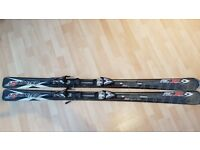 Volkl Unlimited AC30 Skis W/I Marker Motion iPT Bindings, 170cm