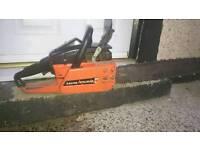 Sachs dollar chainsaw