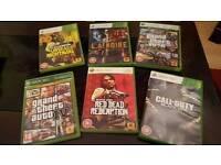 Xbox 360 games (18+)