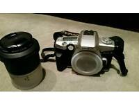 Minolta Dynax 4 SLR Camera