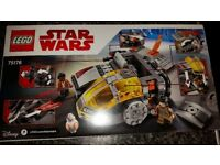 Lego star wars set brand new and unopened