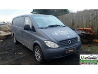 Mercedes Vito 2007 Breaking Parts