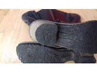 Josef Seibel women's boots size 4