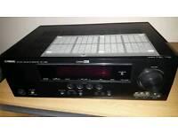 Sound system. Yamaha RX-V365 + 4 eltax compact 180 speakers + Gale series 30 speaker