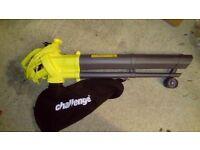 Challenge leaf blower