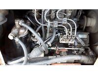 perkins mini digger engine jcb