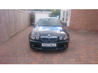 E46 BMW 3 SERIES 330Ci Sport 2dr [Facelift]